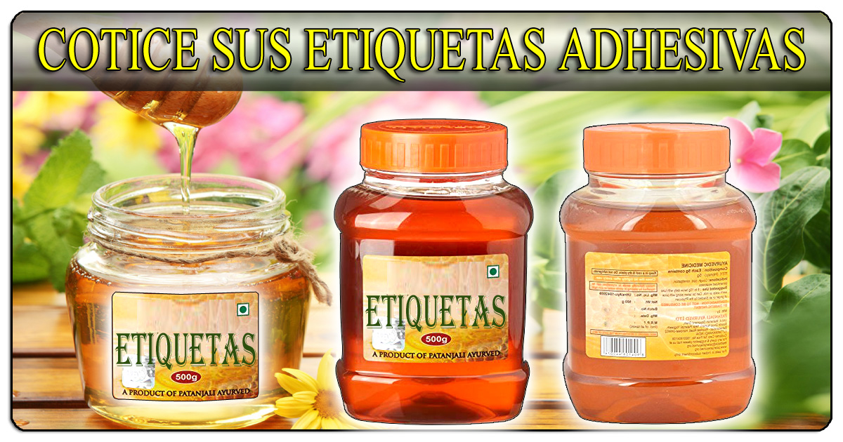 Cotice sus Etiquetas Adhesivas de Papel (Label Stickers) (506)2282-5122 / (506)2282-6211