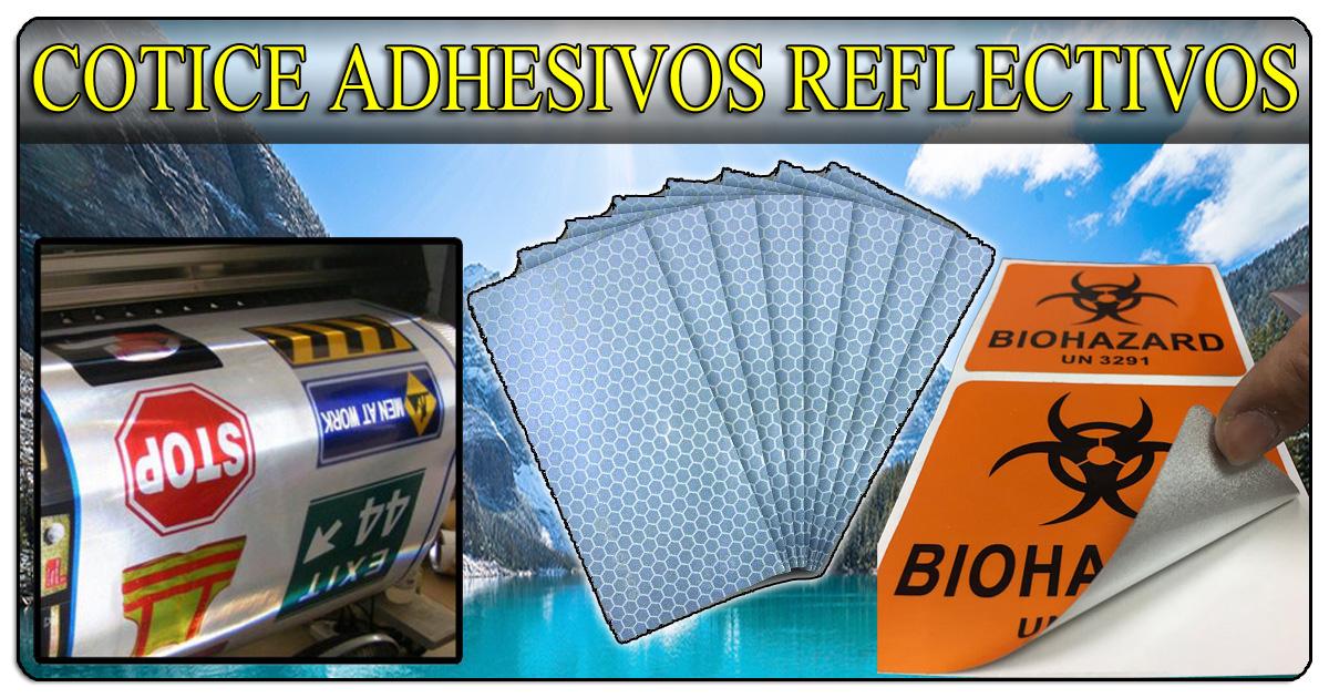 Cotice sus Adhesivos Reflectivos (Reflective Stickers) (506)2282-5122 / (506)2282-6211