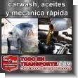Aprovecha nuestros servicios a domicilio:  Lavado Vehicular, cambio de aceite y mecanica rapida