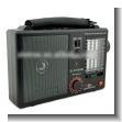 RADIO FM AM SW1-8 10 BANDAS USB
