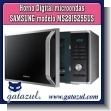 HORNO DIGITAL MICROONDAS SAMSUNG MODELO MS28J5255US
