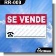 Rotulo Prefabricado - SE VENDE