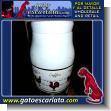 CONTENEDOR PORCELANA COFFEE - 9340
