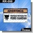 ROTULOS PREFABRICADOS DE ADVERTENCIA