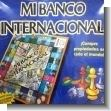 MI BANCO INTERNACIONAL  2-4 PERSONAS (46X34CMS)
