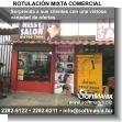Rotulacion mixta comercial