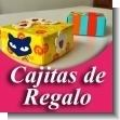 MANUALIDADES:  Confeccionar cajitas de regalo