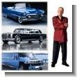 Hugh Hefner:  Un hombre amante de los buenos vehiculos